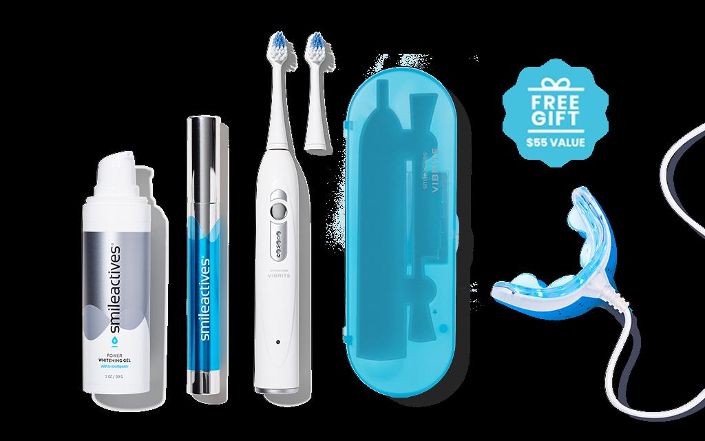 Ultimate Smile Brightening Kit